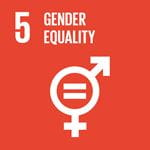 Gender Equality SD Goal Icon