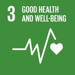 Good Health and Well Being SD Goal Icon